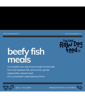 Beefy Fish Meals 80/10/10