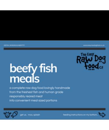 Beefy Fish Meals 80/10/10