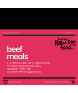 Beef Meals 80/10/10