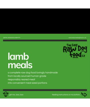 Lamb Meals 80/10/10