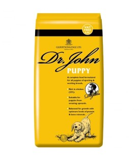 Dr Johns Puppy
